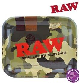 Raw RAW ROLLING TRAY CAMO - LARGE 33CM X 27.5CM