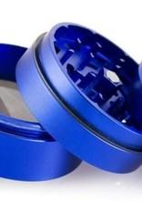 After Grow Grinder Aluminium 62mm 'After Grow' - Solinder Blue