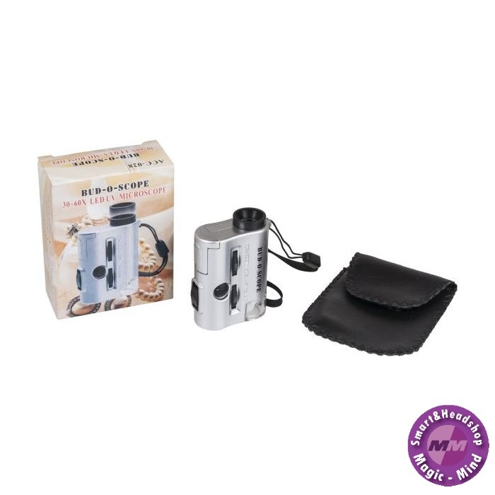 BUD-O-SCOPE BUD-O-SCOPE - LED UV Microscope (30-60X)