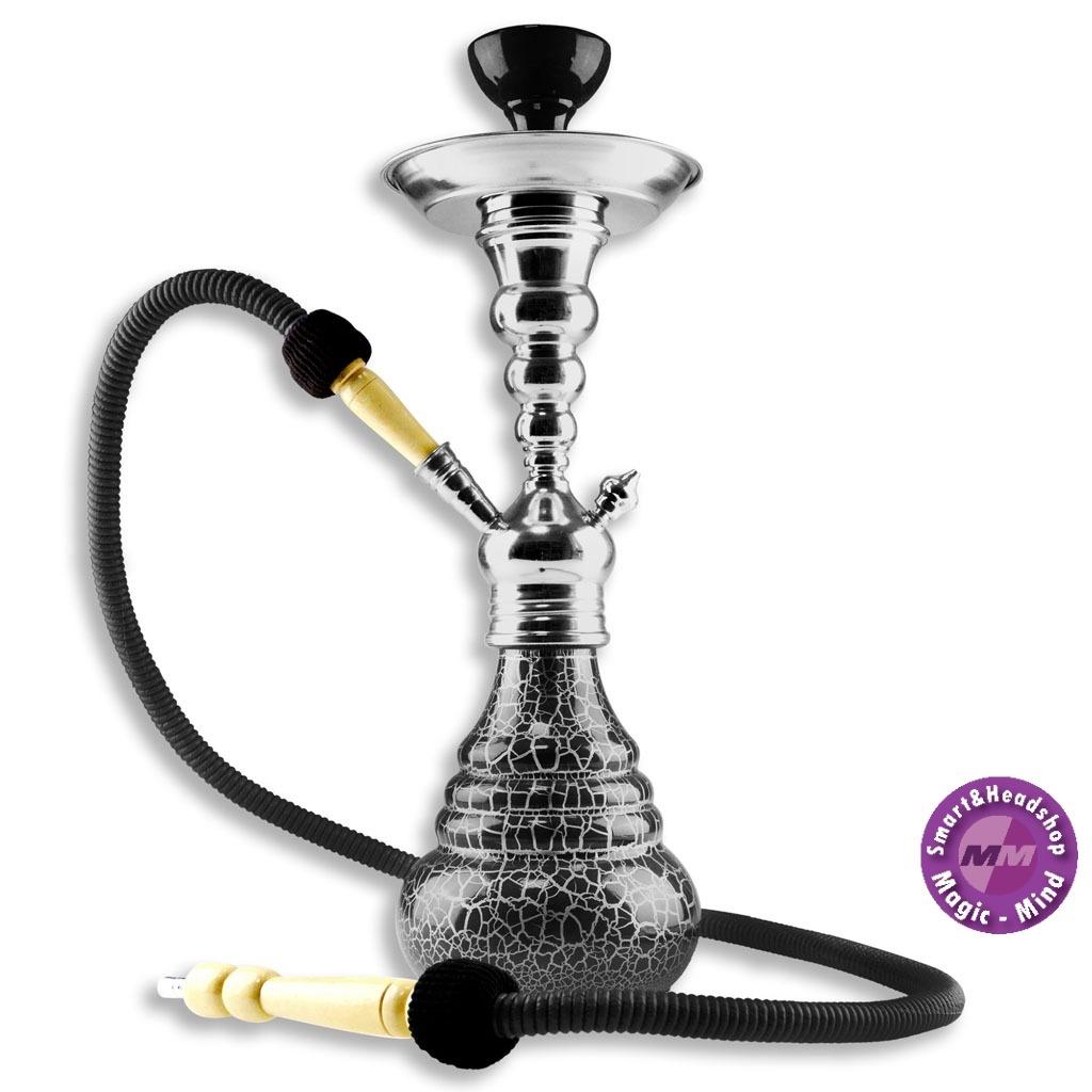Aladin Hookah Aladin Rome 48cm Black
