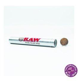 Raw RAW Aluminium Tube 15mm x 116mm With Cork Insert In Cap