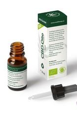 Medihemp Medihemp Raw 18% CBD olie (10ml) – naturel smaak