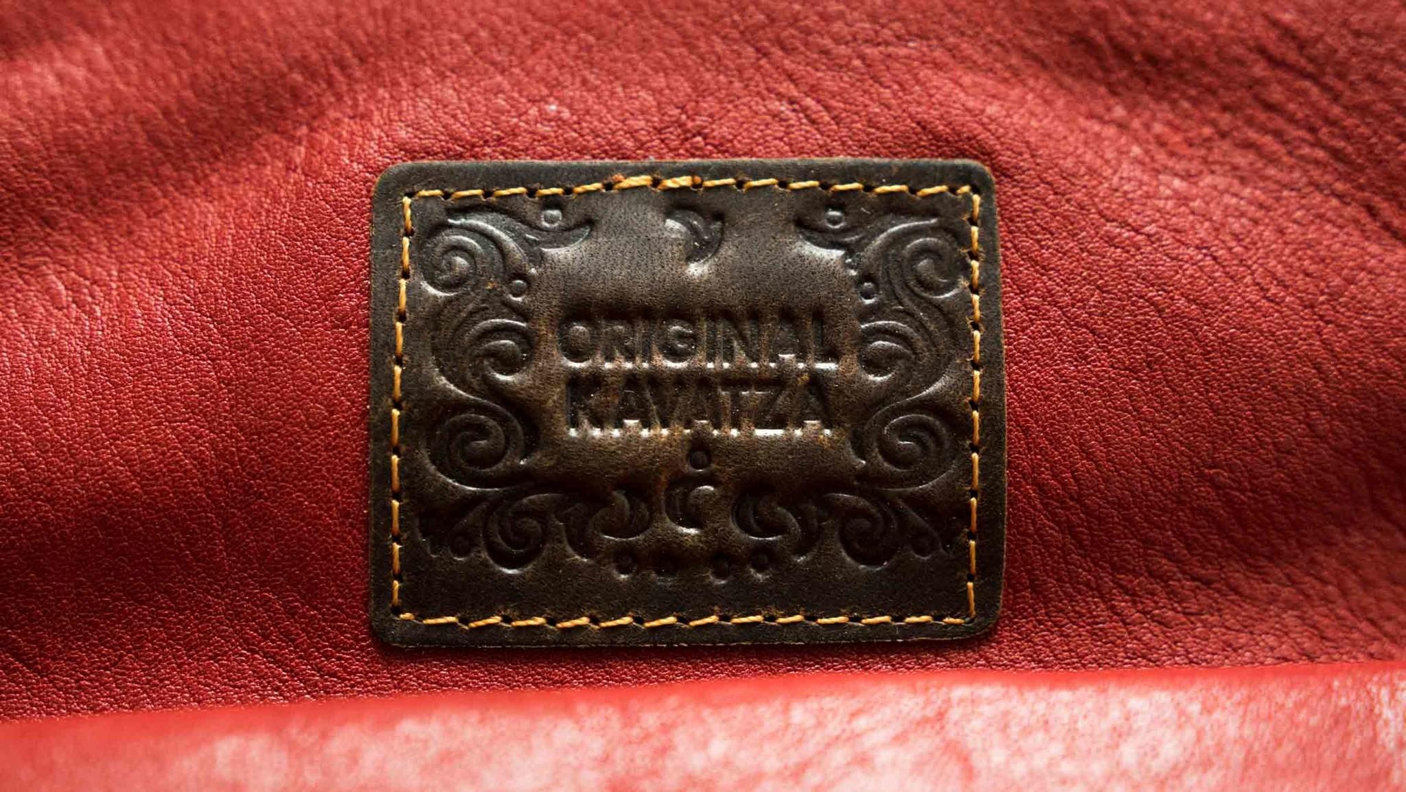 Kavatza Original Kavatza Roll Pouch Flamenco (Tobacco) TP10