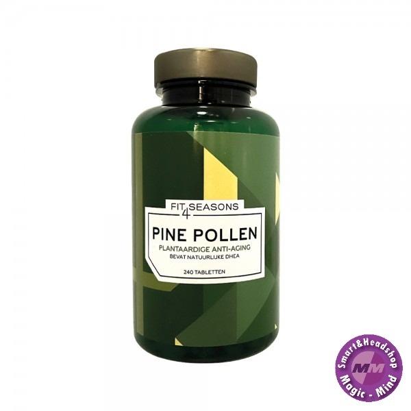 Fit4Seasons Pine pollen - Fit4Seosons 240 tabletten