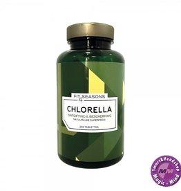 Fit4Seasons Chlorella - Fit4Seosons 240 tabletten