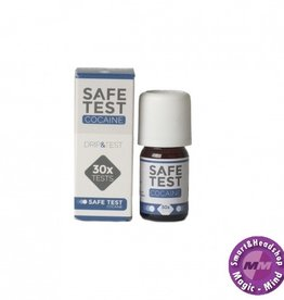 SAFE TEST Safe Test Cocaine 30 x Test