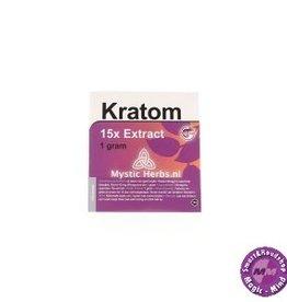 Kratom 15X Extract