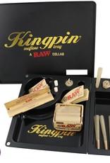Raw RAW X KINGPIN MAFIOSO ROLLING TRAY