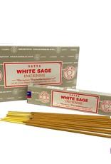 Nag Champa Satya White Sage