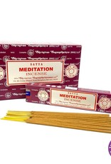 Nag Champa Nag Champa Satya Meditation 15gr