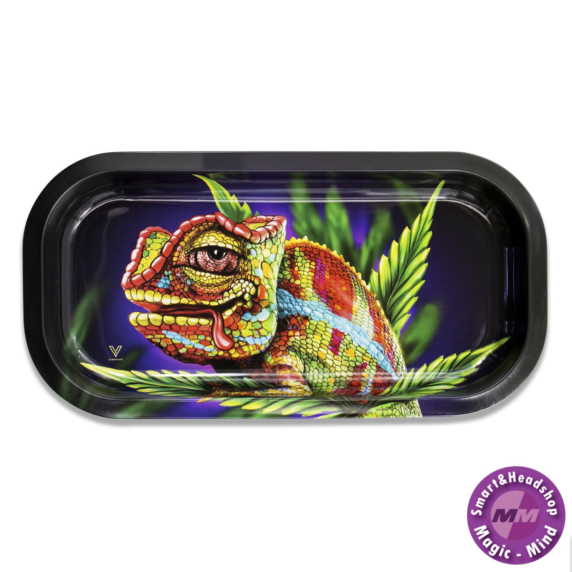 Chameleon Rolling Tray (L27XW16).