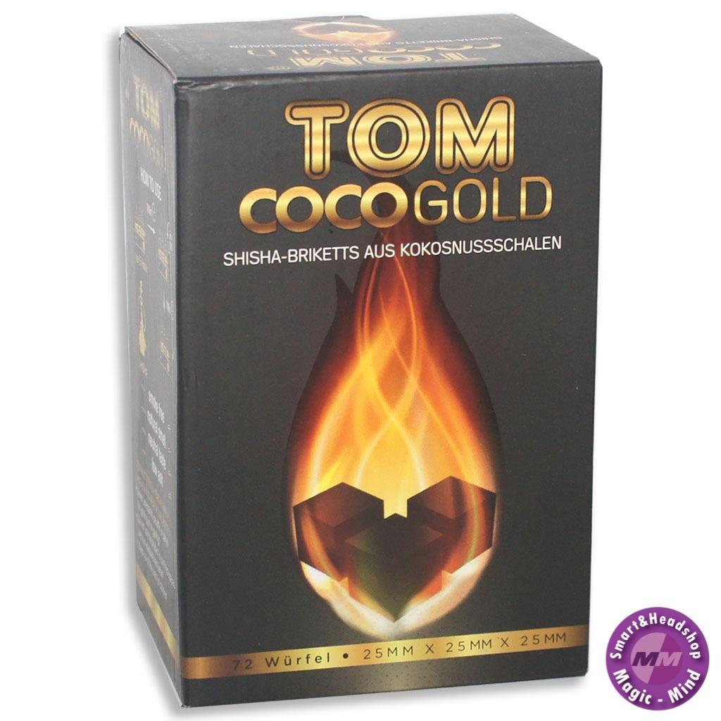 Tom Coco Tom Coco Kooltjes Gold 1kg