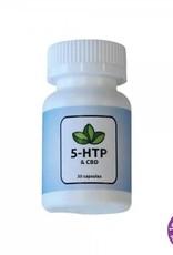 5-HTP 5-HTP & CBD – 30 capsules
