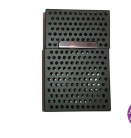 champ Champ   Aluminium Perforated  cigarette cases