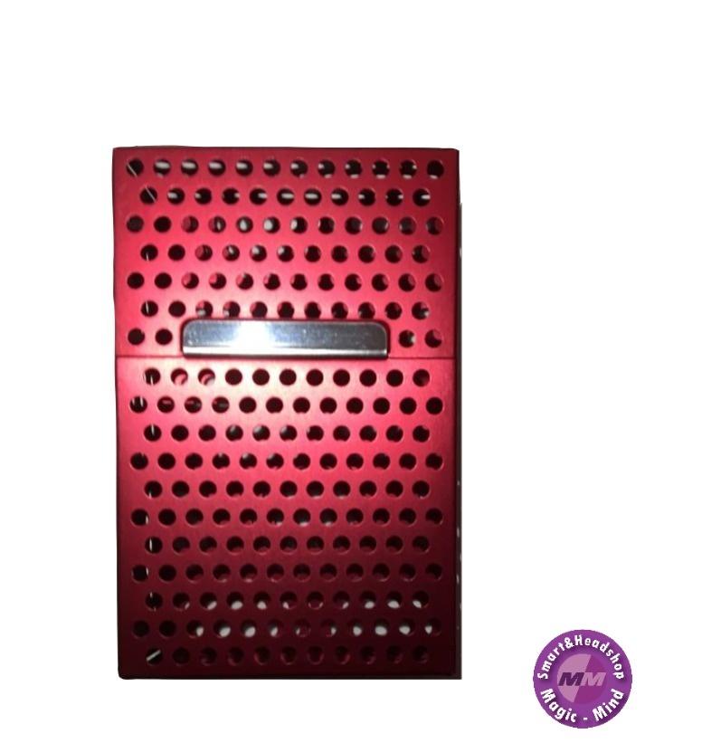 champ Champ | Aluminium Perforated  cigarette cases