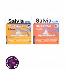 Salvia 20X Extract