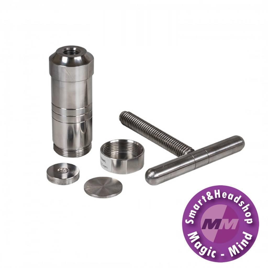 Herbal Press Power Press (Stainless Steel)
