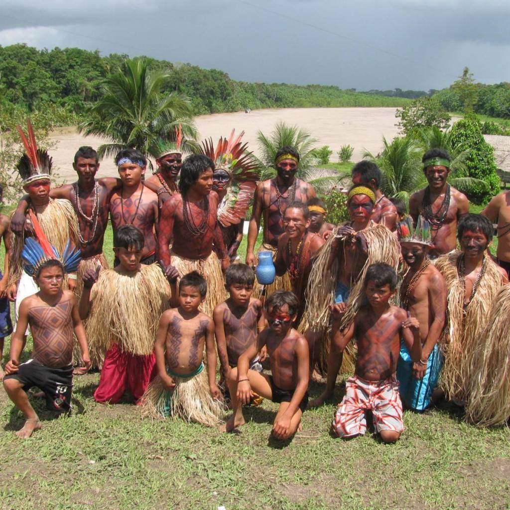 Traditional Shanenawa