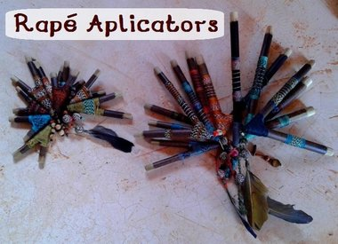 Rapé Aplicators