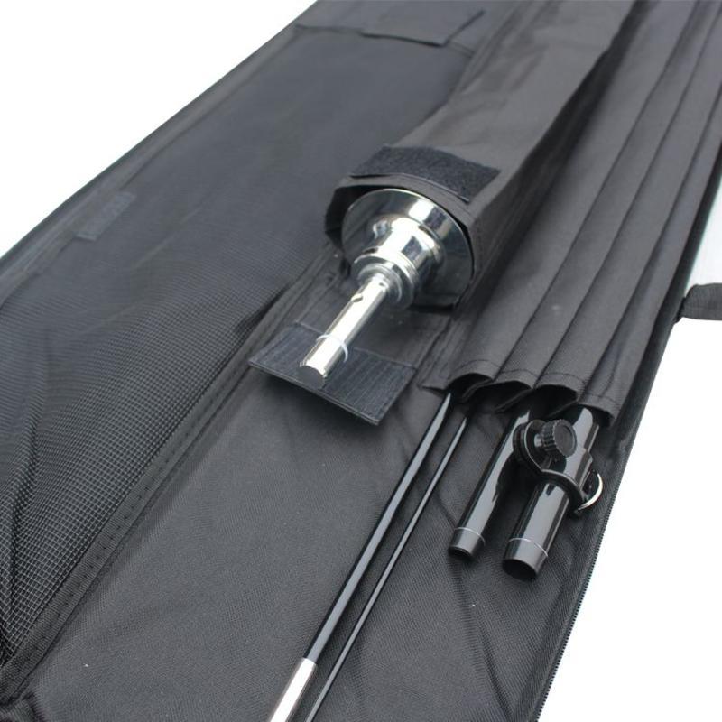 Transportveske for flaggstang