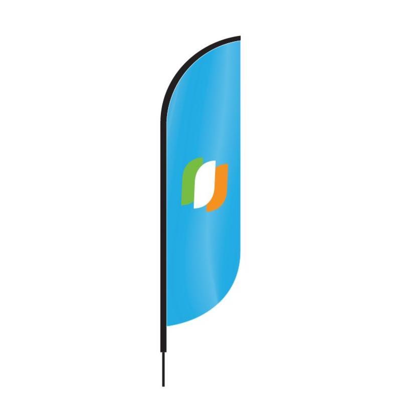 Beachflagg Convex
