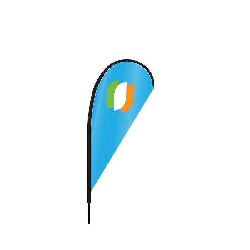 Beachflagg Flying