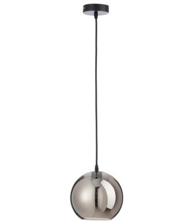 Lamp Bol Glas Smoke Grey Small