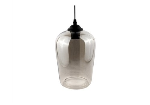 Kelk lamp Smoke Grey Tube