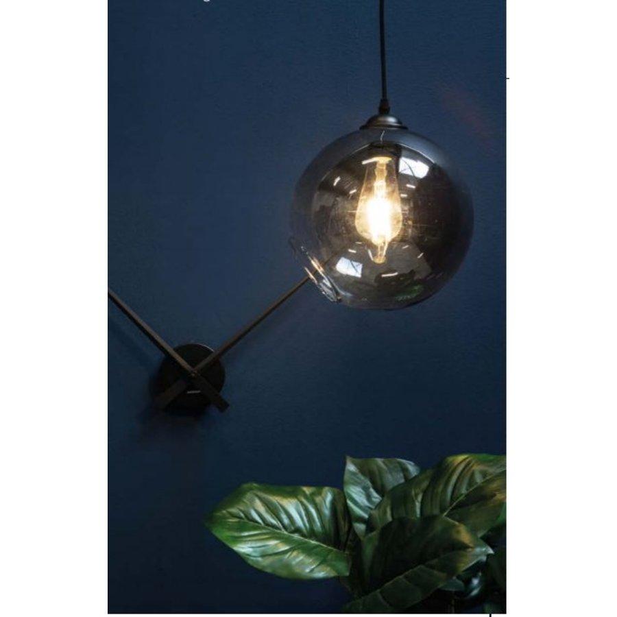 Kelk lamp Smoke Grey Tube