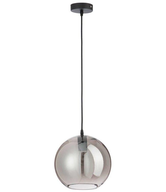 Lamp Bol Glas Smoke grey Medium