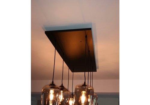 Plafond paneel 8 lichts 120 x 40 cm (Losse paneel)!