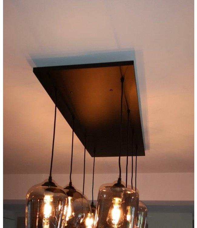 Plafondplaat 120 x 40 cm (Excl. lampen)