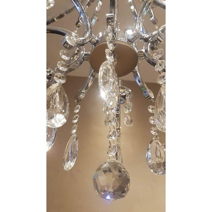 Kroonluchter Diamond Middle - Eric Kuster Style