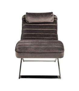 Ligbank Rossi Stone velvet / silver (Quartz Stone 101) S5109 STONE VELVET