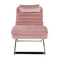 Ligbank Rossi Pink velvet / silver (Quartz Pink 700) S5109 PINK VELVET