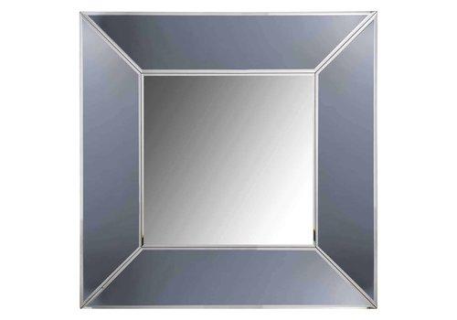 Richmond Interiors Spiegel Blaed vierkant met smoked spiegelrand -MI-0030