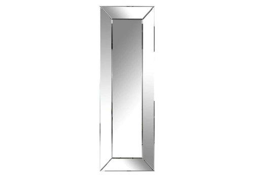 Richmond Interiors Spiegel Birlee met spiegelrand (Zilver) -MI-0028