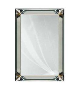 Spiegel Lewis zilver (Zilver) -MI-0024