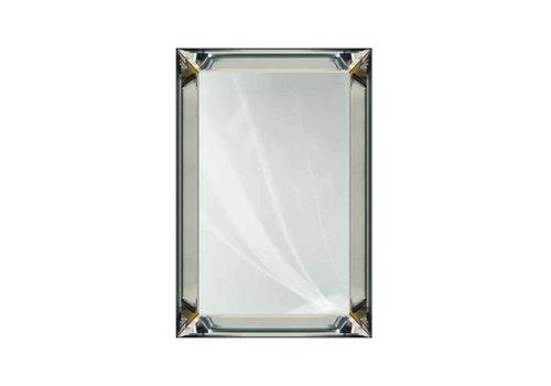 Richmond Interiors Spiegel Moni silver 80x110 -MI-0018