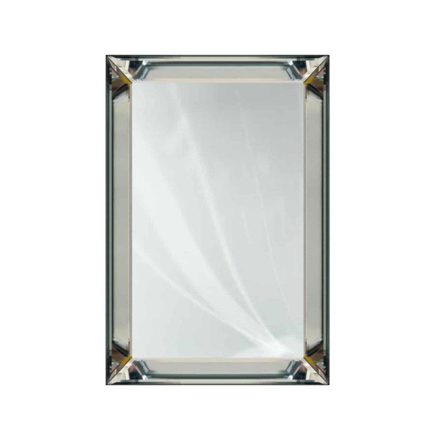 Spiegel Moni silver 80x110 -MI-0018
