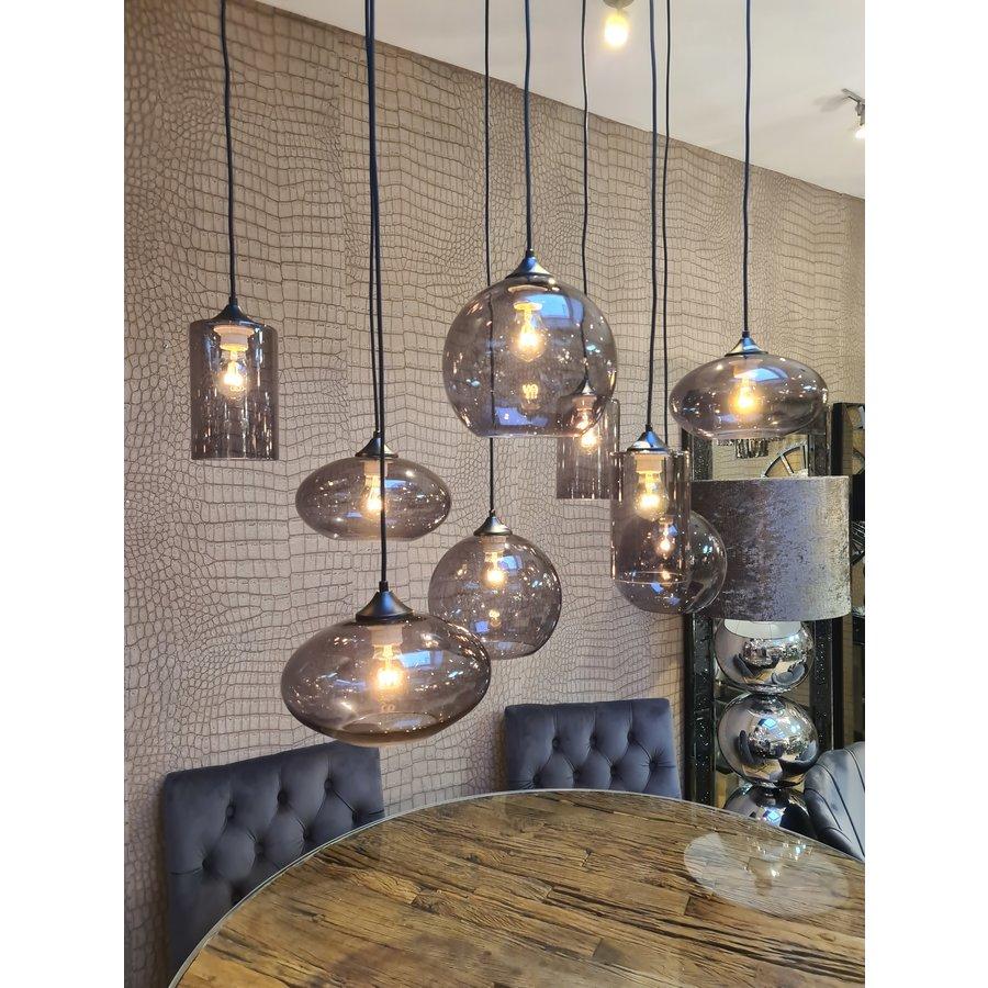 Pendant light Ella 9 bulbs