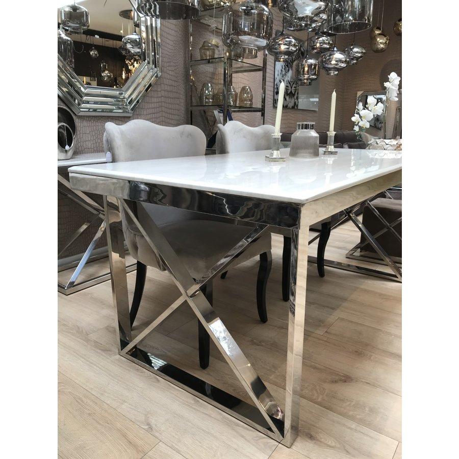 Eettafel MARBLE Luxe - 180cm