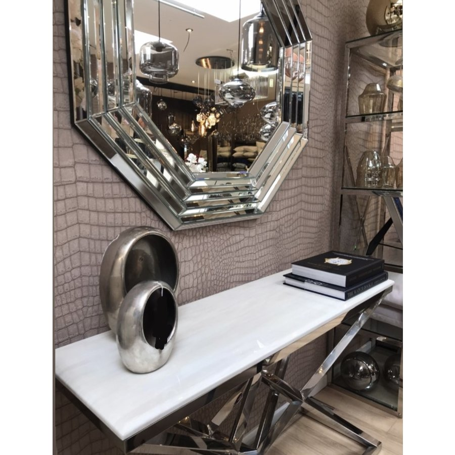 Sidetable MARBLE Luxe - 120cm