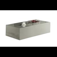 Salontafel Monde Blokvormig Taupe 120 x 70 CM