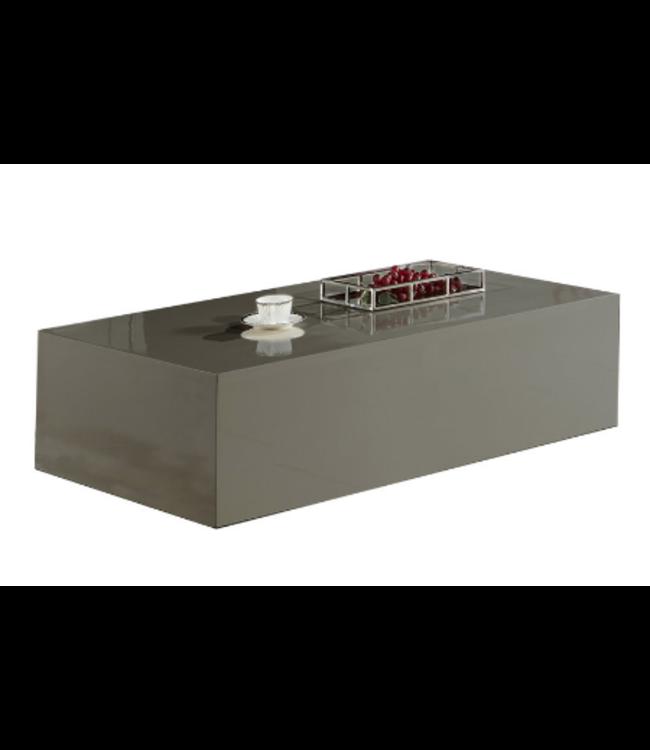 Salontafel Monde Blokvormig Grijs 120 x 70 CM