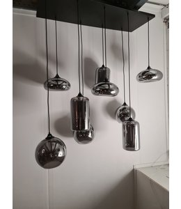 Pendant light VERA 9bulbs