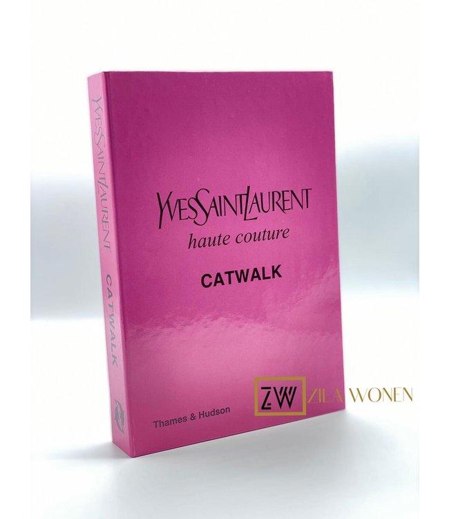 ZilaWonen Fashion book box Yves Saint Laurent