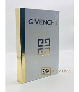 ZilaWonen Fashion book box Givenchy