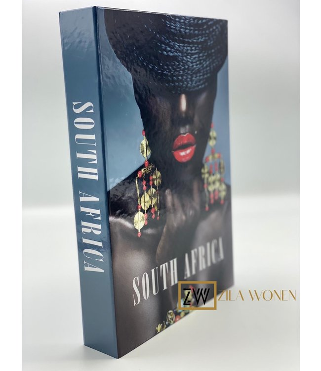 ZilaWonen Fashion book box South Africa