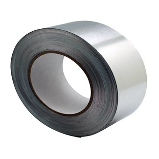 Aluminium tape 0,030mmx75mmx50m